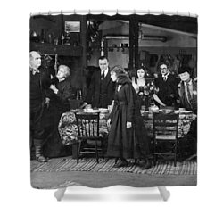 Way Down East, 1920 Shower Curtain by Granger