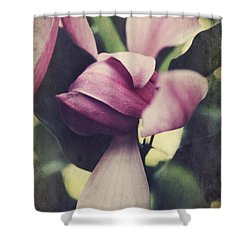 We Knew What Had To Be Shower Curtain by Laurie Search