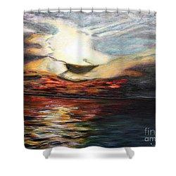 What Dreams May Come.. Shower Curtain by Jolanta Anna Karolska