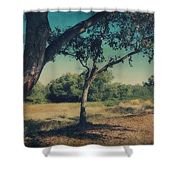 When I Was Your Girl Shower Curtain by Laurie Search