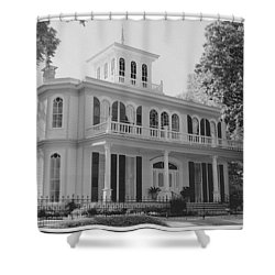 Widow's Walk Shower Curtain