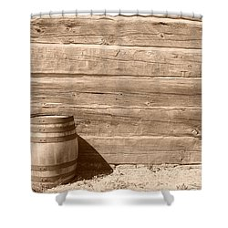 Shower Curtain featuring the photograph Wild West by Joe  Ng
