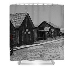 Shower Curtain featuring the photograph Wild Wild West by Deniece Platt