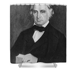 William Beaumont, American Surgeon Shower Curtain by Science Source