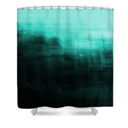 Within Without Shower Curtain