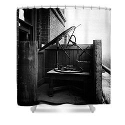 Woodwards Photomicrography Apparatus Shower Curtain by Science Source