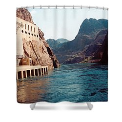World Shower Curtain by Marcin and Dawid Witukiewicz