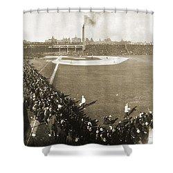 World Series, 1906 Shower Curtain by Granger