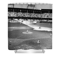 World Series, 1941 Shower Curtain by Granger