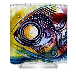 Wtfish 3816 Shower Curtain