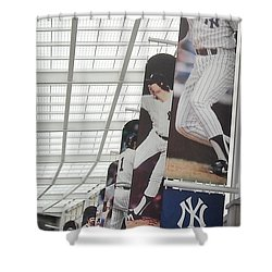 Yankee Flags Shower Curtain