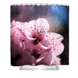 You Bright My Day Shower Curtain by Vicki Pelham