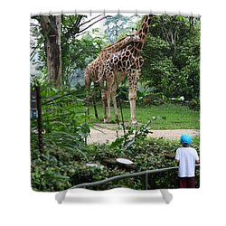 zoo Shower Curtain