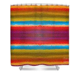 Zoolastic Shower Curtain
