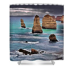 12 Apostles Shower Curtain