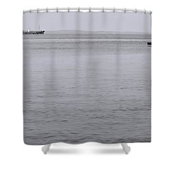 Bay  Shower Curtain