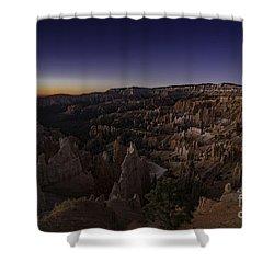 Bryce Amphitheater  Shower Curtain