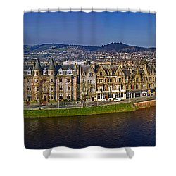 Inverness Shower Curtain