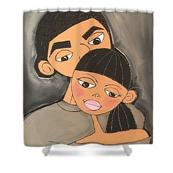 I've Got You  Shower Curtain