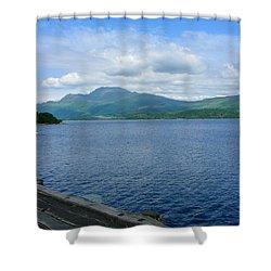 Loch Lomond Shower Curtain