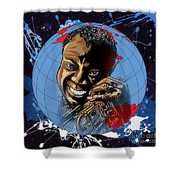 Louis. Shower Curtain