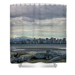 Sea To Sky II Shower Curtain