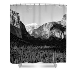 Valley Of Inspiration Shower Curtain