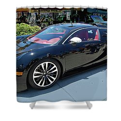 0 To 60 In 2 II Shower Curtain