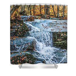 #0043 - Dummerston, Vermont Shower Curtain