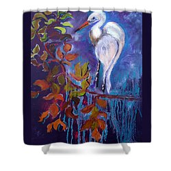 011816 Erget Shower Curtain