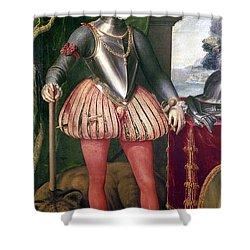 John Of Austria (1547-1578) Shower Curtain by Granger
