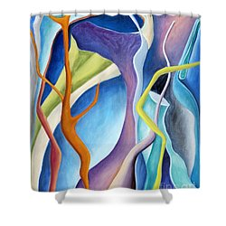 01322 Aspiration Shower Curtain