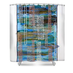 01332 Straight Shower Curtain
