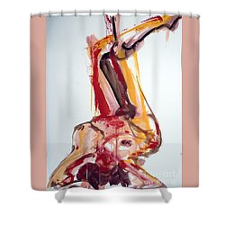 04528 Southern Comfort Shower Curtain