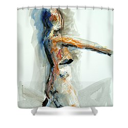 04951 Onward Shower Curtain