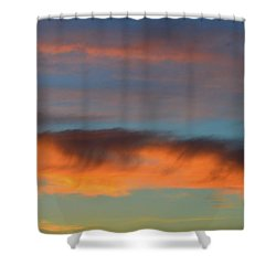 06-06-2017 9.07 Pm  Shower Curtain by Lyle Crump