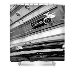 1964 Ford Galaxie 500 Xl Shower Curtain by Gordon Dean II