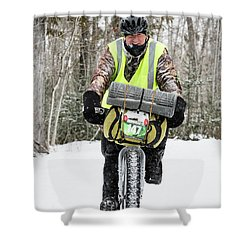 2521 Shower Curtain