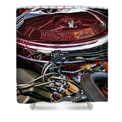 426 Hemi Shower Curtain by Gordon Dean II