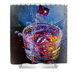 7-up Shower Curtain