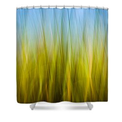 Abstract Fall 8 Shower Curtain