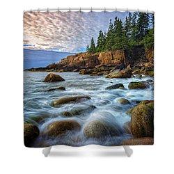 Acadia Shower Curtain