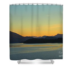 Alaska2 Shower Curtain