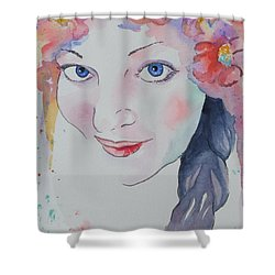 Alisha Shower Curtain