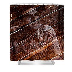 Andy Shower Curtain