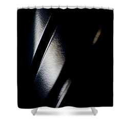 Shower Curtain featuring the photograph Art by Paul Job