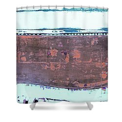 Art Print Abstract 81 Shower Curtain
