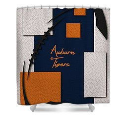 Exceptionnel Auburn Tigers Shower Curtain
