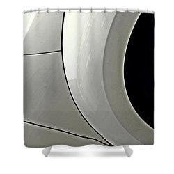Auto Detail 13  Shower Curtain by Sarah Loft