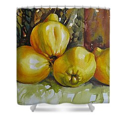 Autumn Harmony Shower Curtain